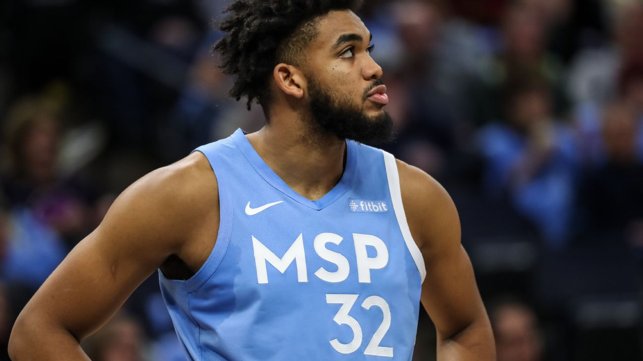Timberwolves Karl Anthony Towns Says Season Will Be Difficult Amid Off Court Tragedies