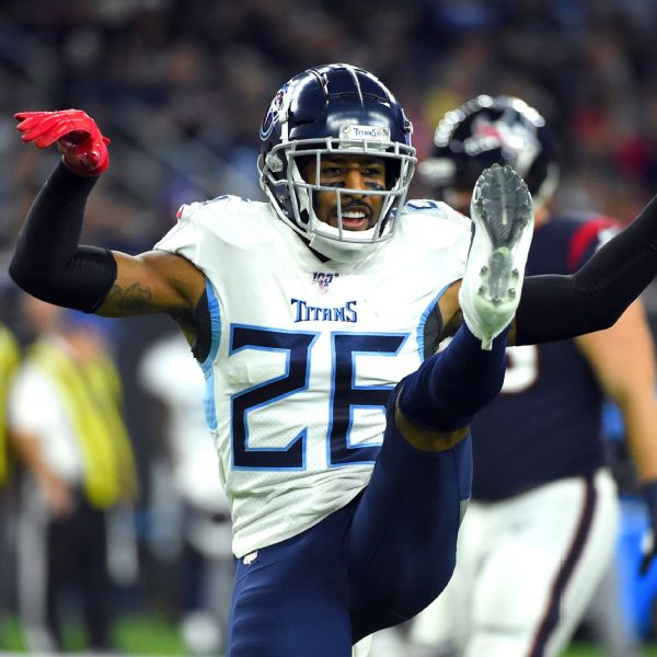 Free-agent CB Ryan says Titans chapter is
