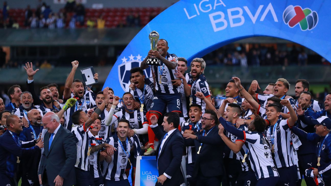 Monterrey celebrates