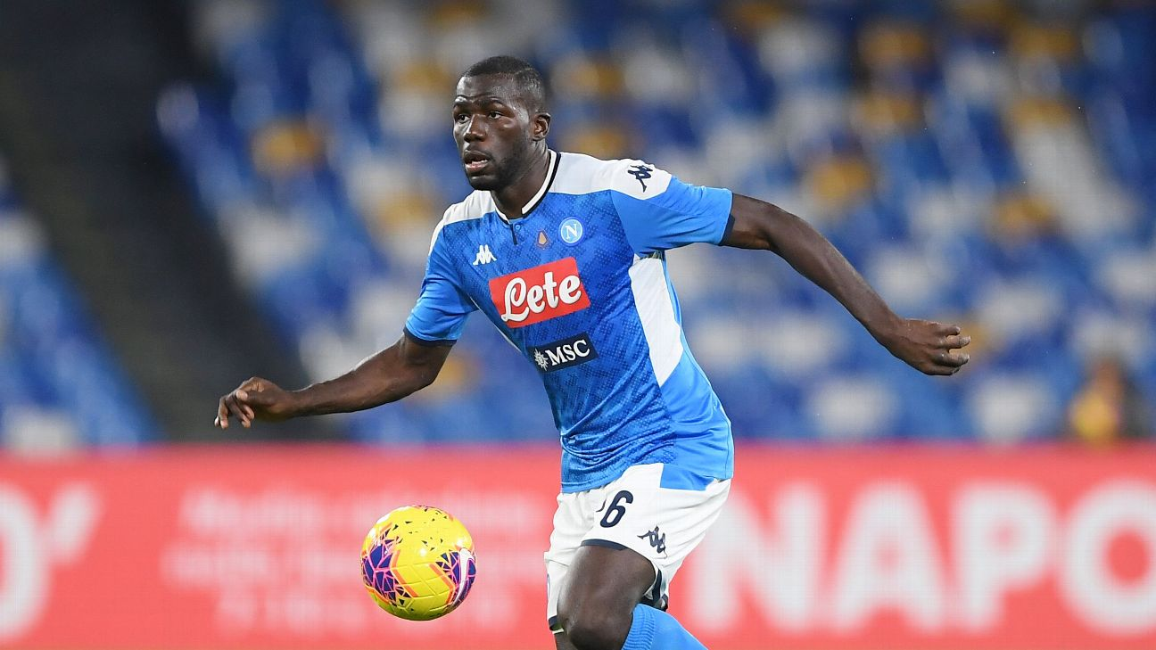 Kalidou Koulibaly's 2019 was marred by being the target of racism, but his efforts with the ball have been stellar despite that.