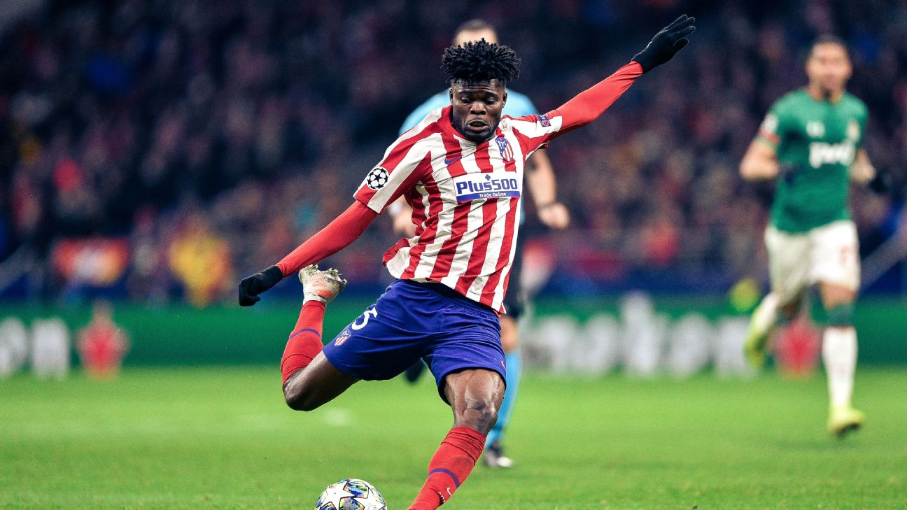 While La Liga hasn't been a great league for Africa's players this year, Thomas Partey has shone for Atletico Madrid regardless.