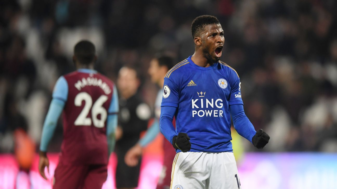 Kelechi Iheanacho has had a tough time getting minutes the past two years, but found himself back in the Leicester starting XI in December.