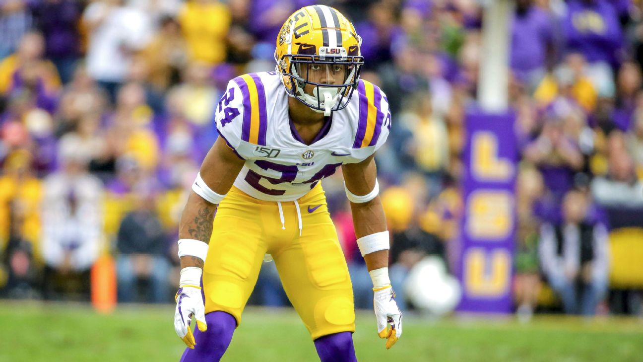 Lsu Tigers Cornerback Derek Stingley Jr Expected To Play After Hospital Stay