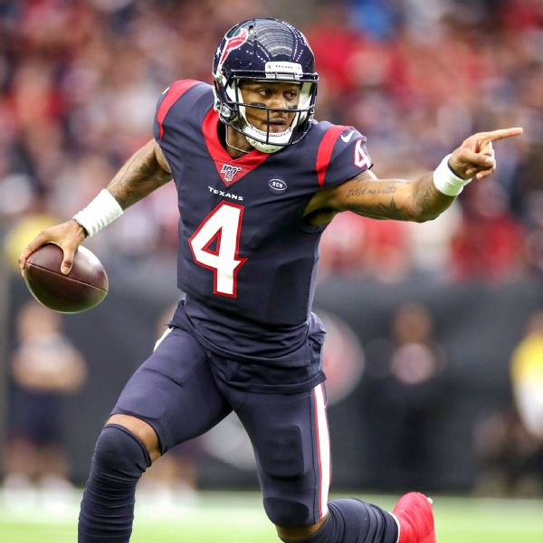 Source: Texans begin extension talks with Watson