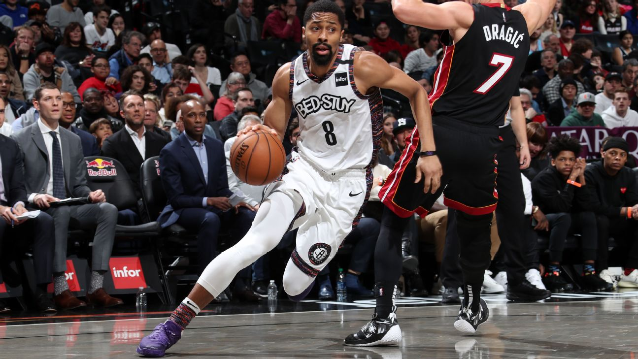 Spencer Dinwiddie, Terrence Ross Change Numbers To Honor