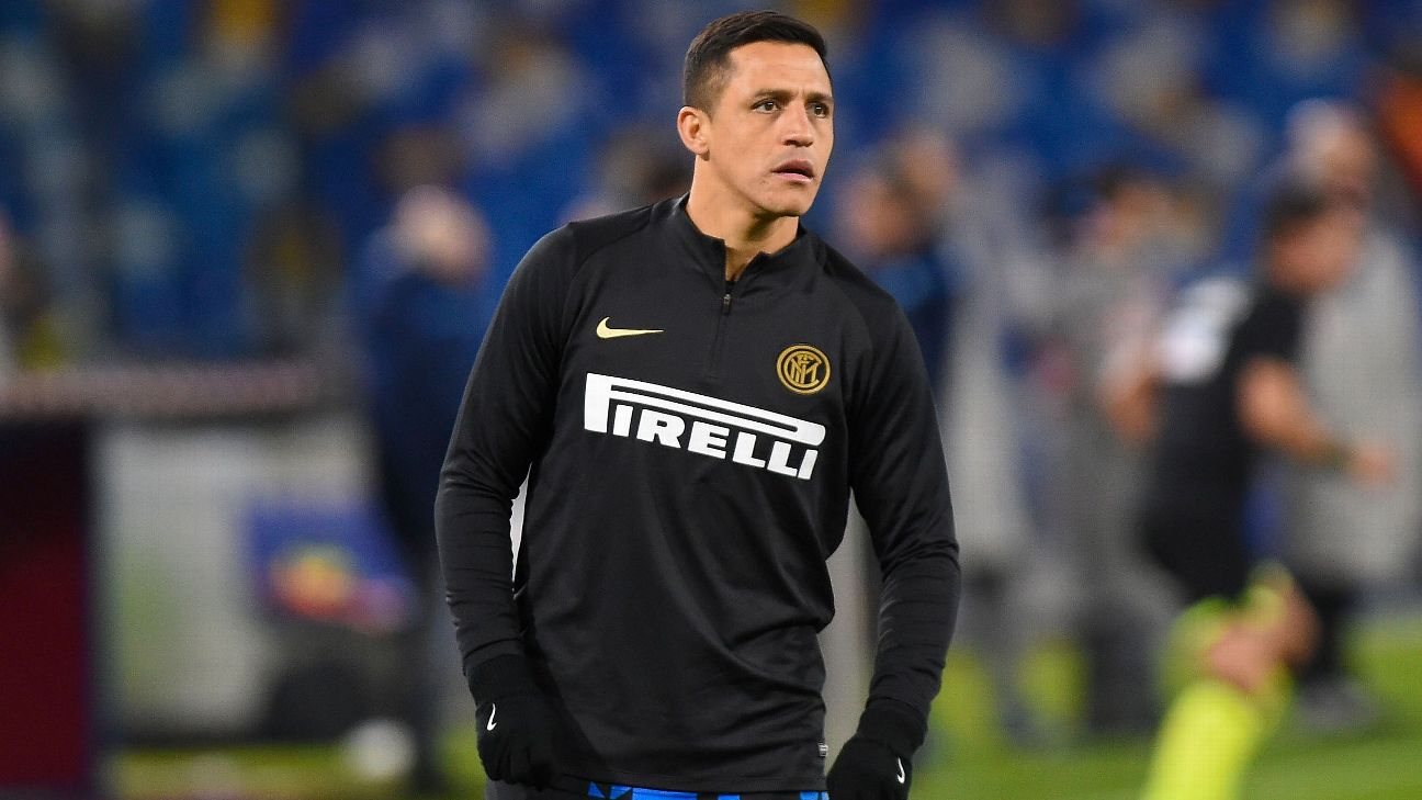 Alexis Sanchez, Inter
