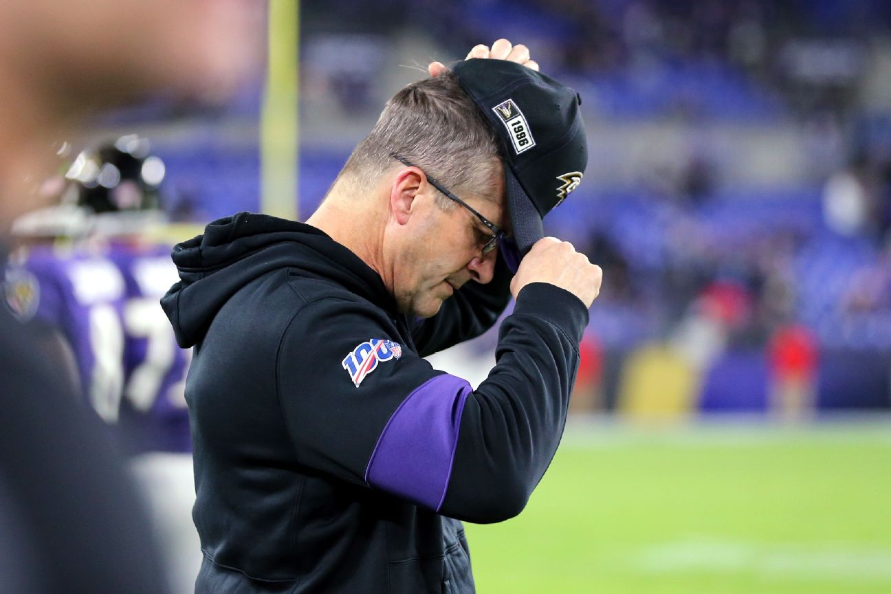 Remember the Titans? Ravens not thinking about past in playoff rematch