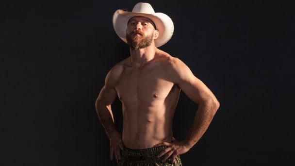 The incredible true story of Donald 'Cowboy' Cerrone's body