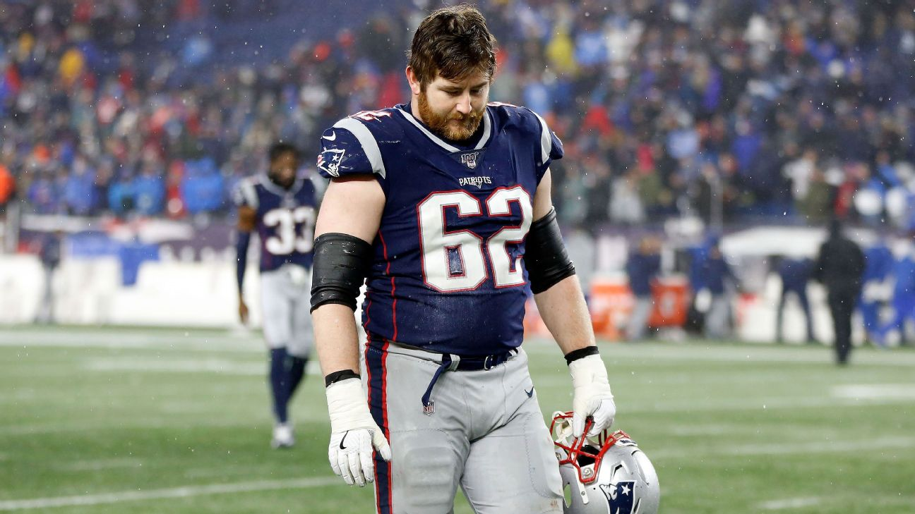 Patriots' Joe Thuney could command monster contract in free agency ...