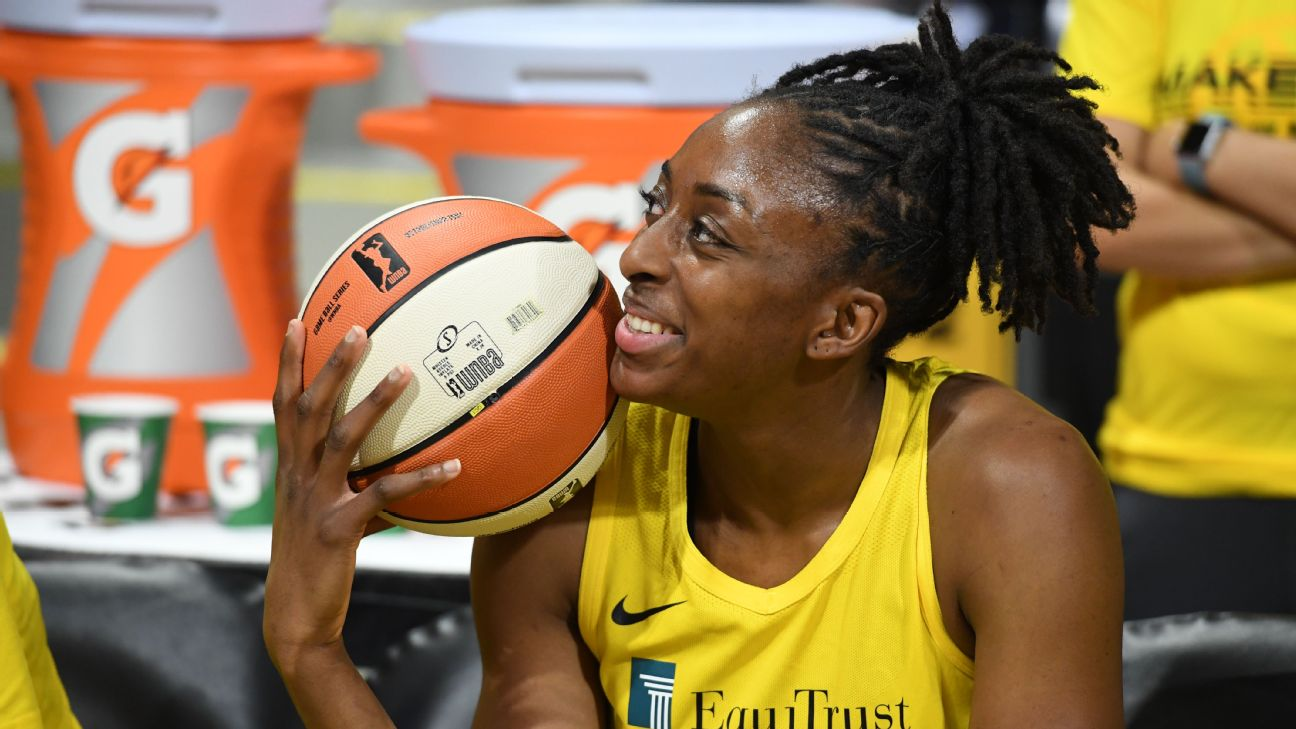Nneka Ogwumike, Elizabeth Williams won't play for Nigeria women's  basketball at Tokyo Games after appeal rejected