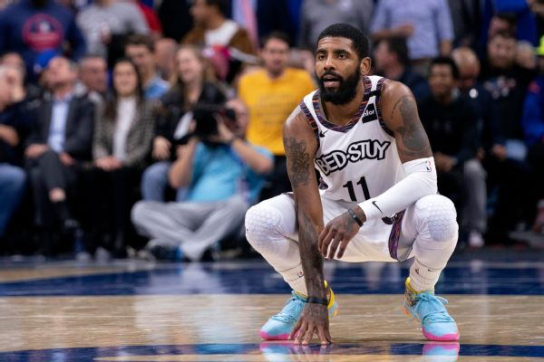 Kyrie to have season-ending shoulder surgery