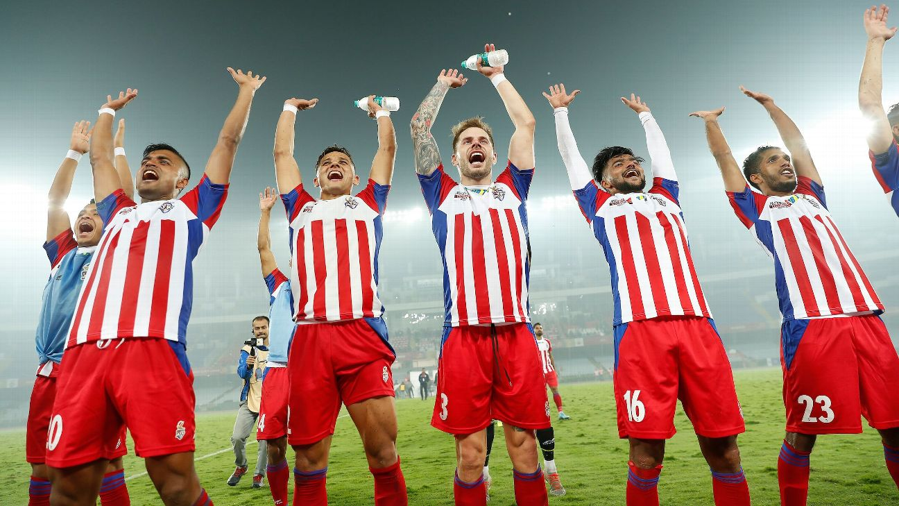 ATK are two-time Indian Super League champions.