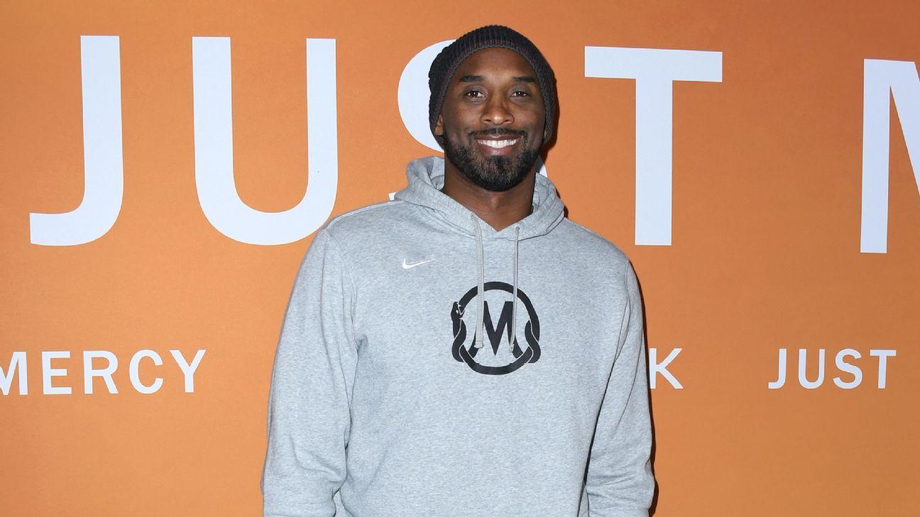 Kobe Bryant attends the LA Community Screening Of Warner Bros Pictures'