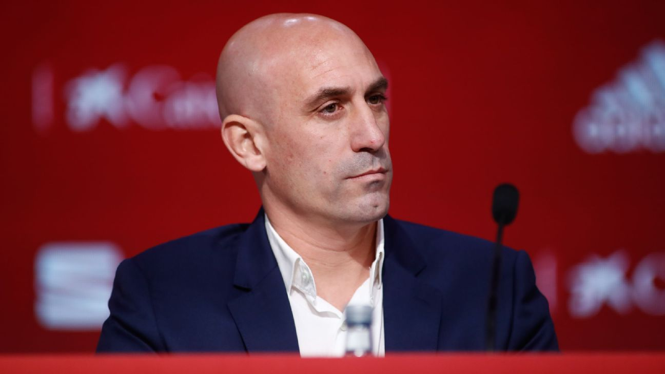 Spanish FA president Luis Rubiales is expected to stand for re-election later this year, having first been elected in 2018.