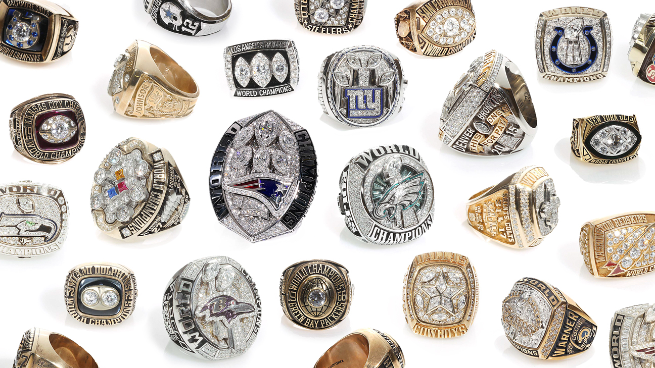 53 Super Bowl rings 53 stories - ESPN Philippines