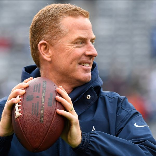 Garrett stays in NFC East, named OC of Giants
