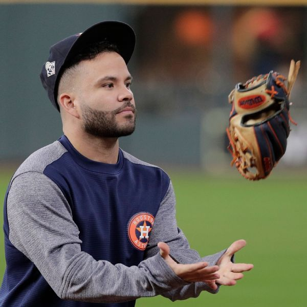 Astros Altuve confident everything will be