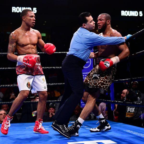 Rosario stuns Williams to claim unified