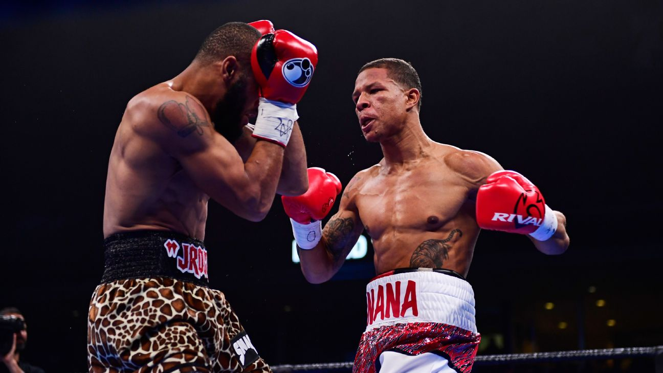 Rosario upsets J Rock; Eleider Alvarez KOs Michael Seals. Whats