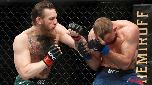 UFC 246 was much more than just Conor McGregor's return