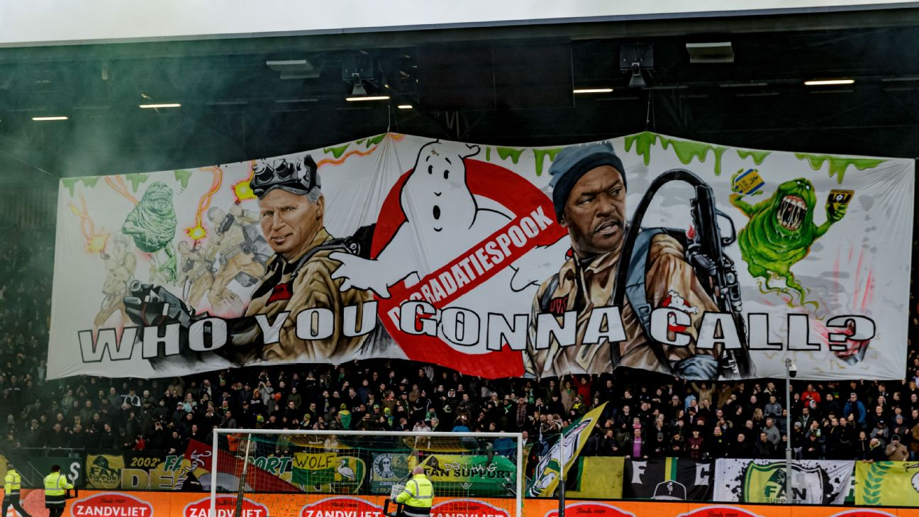 ADO Den Haag Pardew banner
