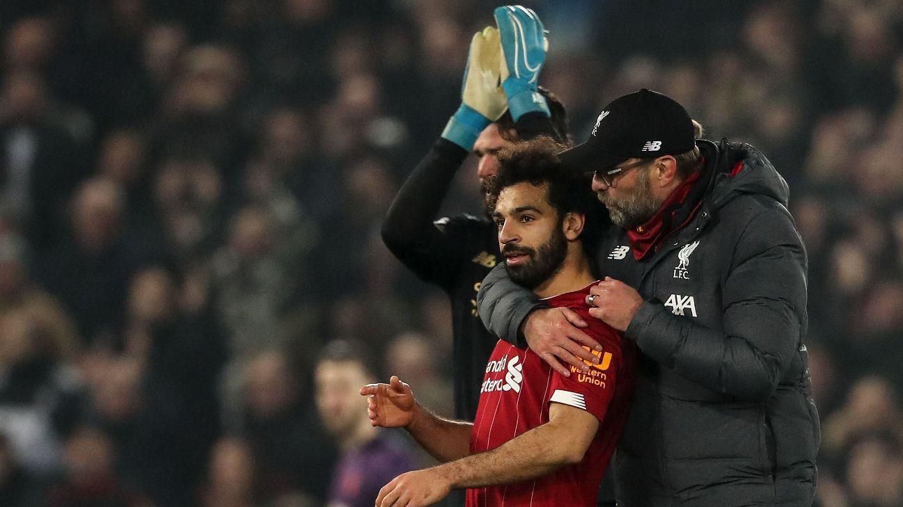 'Sensational' Liverpool could have scored more vs. Man Utd - Klopp - ENGLISH FOOTBALL 1