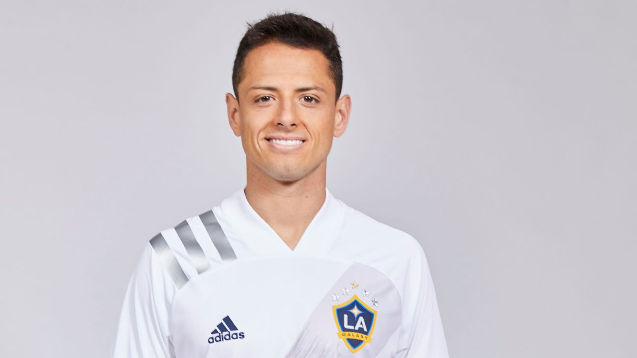 Chicharito Galaxy unveiling
