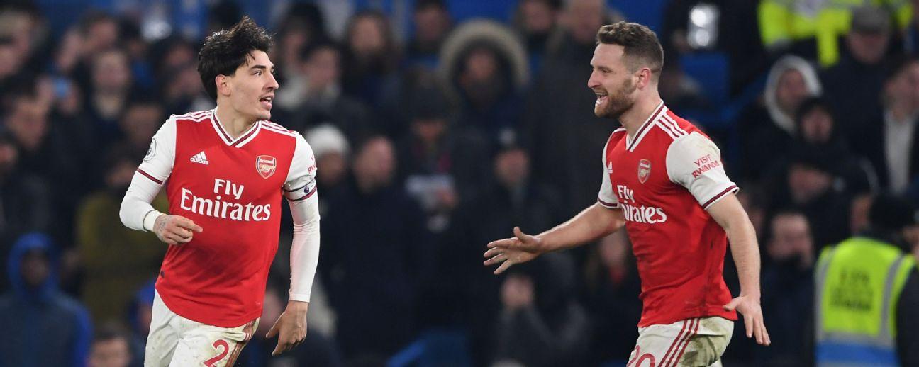 Arsenal showed long-dormant character at Chelsea