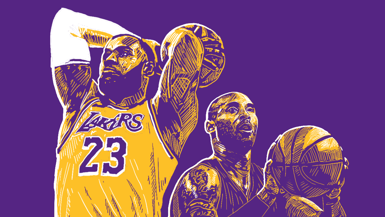 The biggest moments in LeBron's journey to pass Kobe