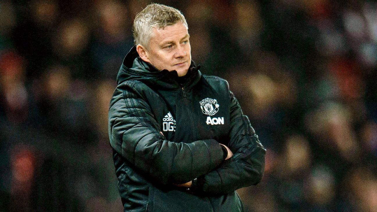 Ole Gunnar Solskjaer's Manchester United have lost eight of their 24 Premier League games this season.