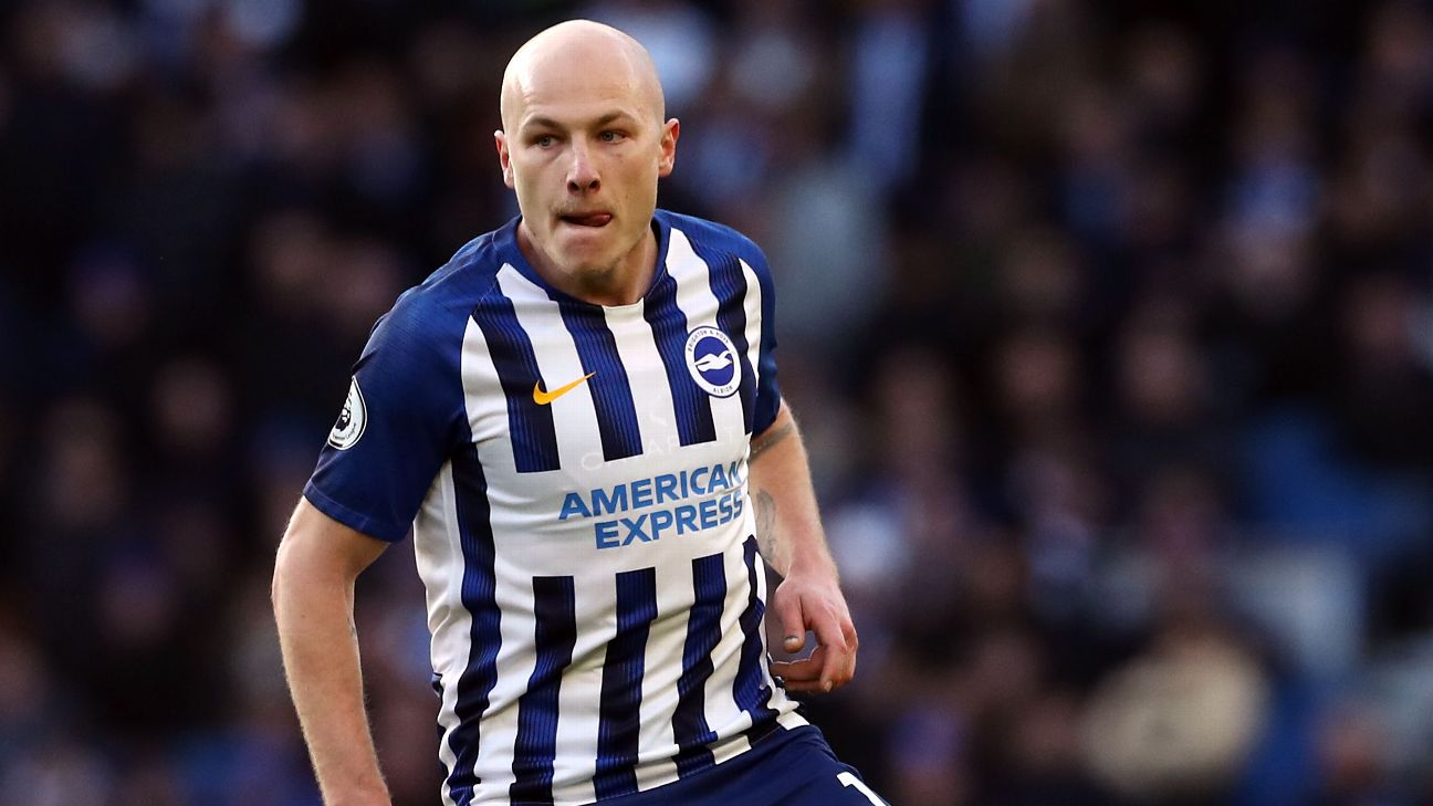 Aaron Mooy, Brighton and Hove Albion