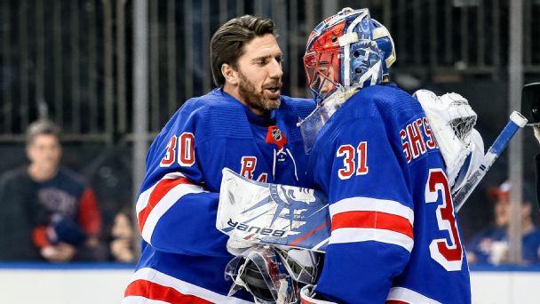 Inside the Rangers' goalie carousel: Is Lundqvist still the No. 1?