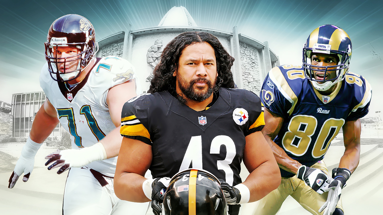 nfl hall of fame class of 2020