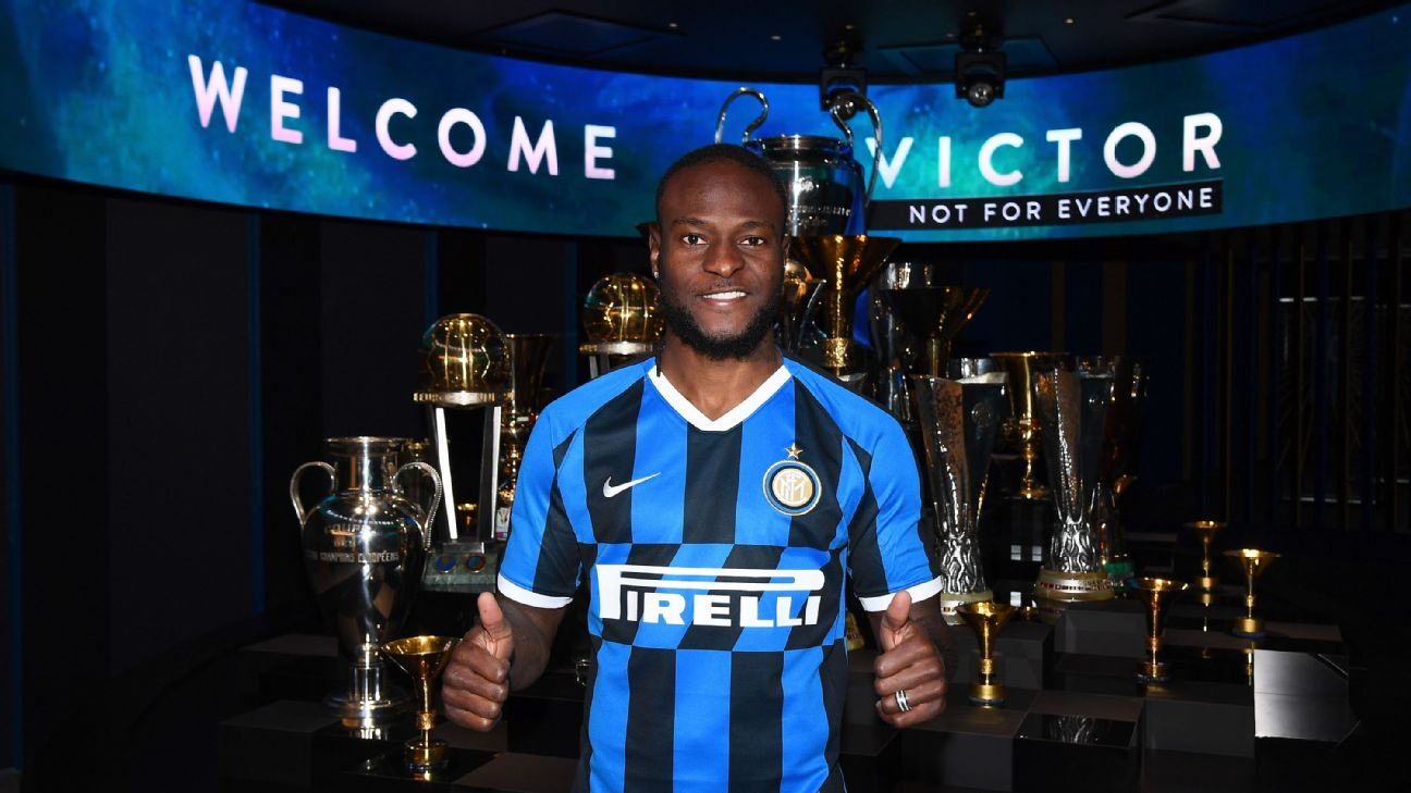 Victor Moses has joined Inter Milan from Fenerbahce.