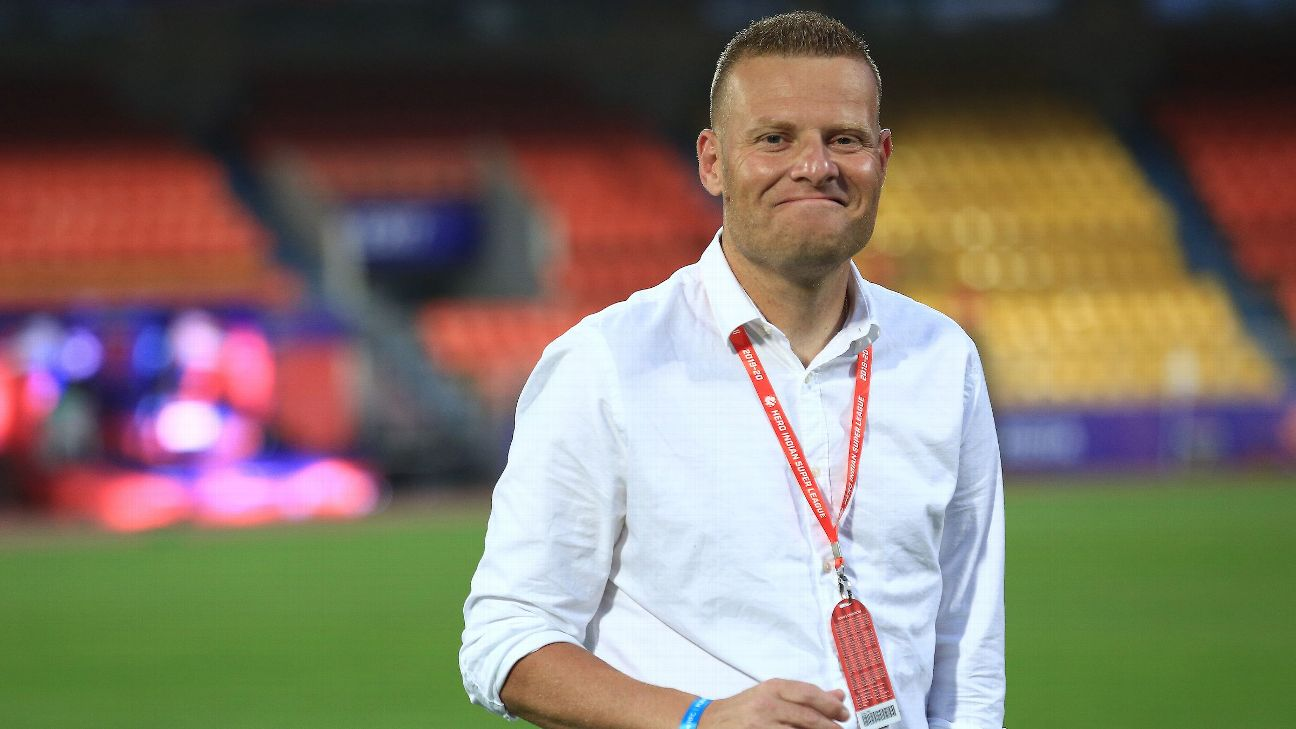 Josep Gombau has been one of ISL's standout coaches over the last two seasons.