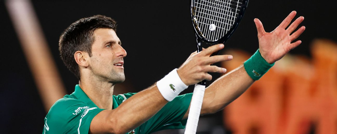 Game, set, another match for Djokovic and Federer