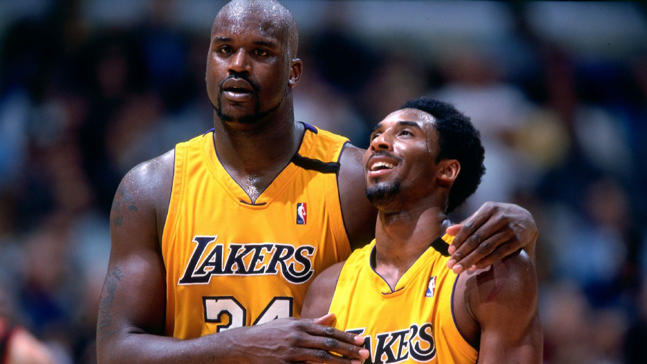 Shaquille O'Neal on Kobe Bryant's death -- 'I still can't believe it'
