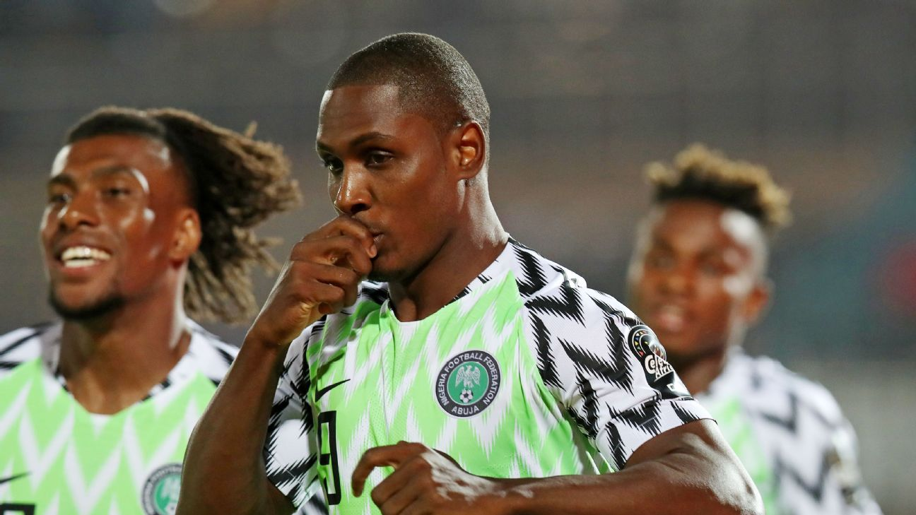 Nigeria's Odion Ighalo can help Manchester United overcome some uncharacteristically troubled times.