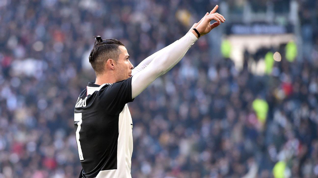 Weekend football numbers Cristiano Ronaldo 50, Erling Haaland 7, 3rd generation Maldini - ENGLISH FOOTBALL 1