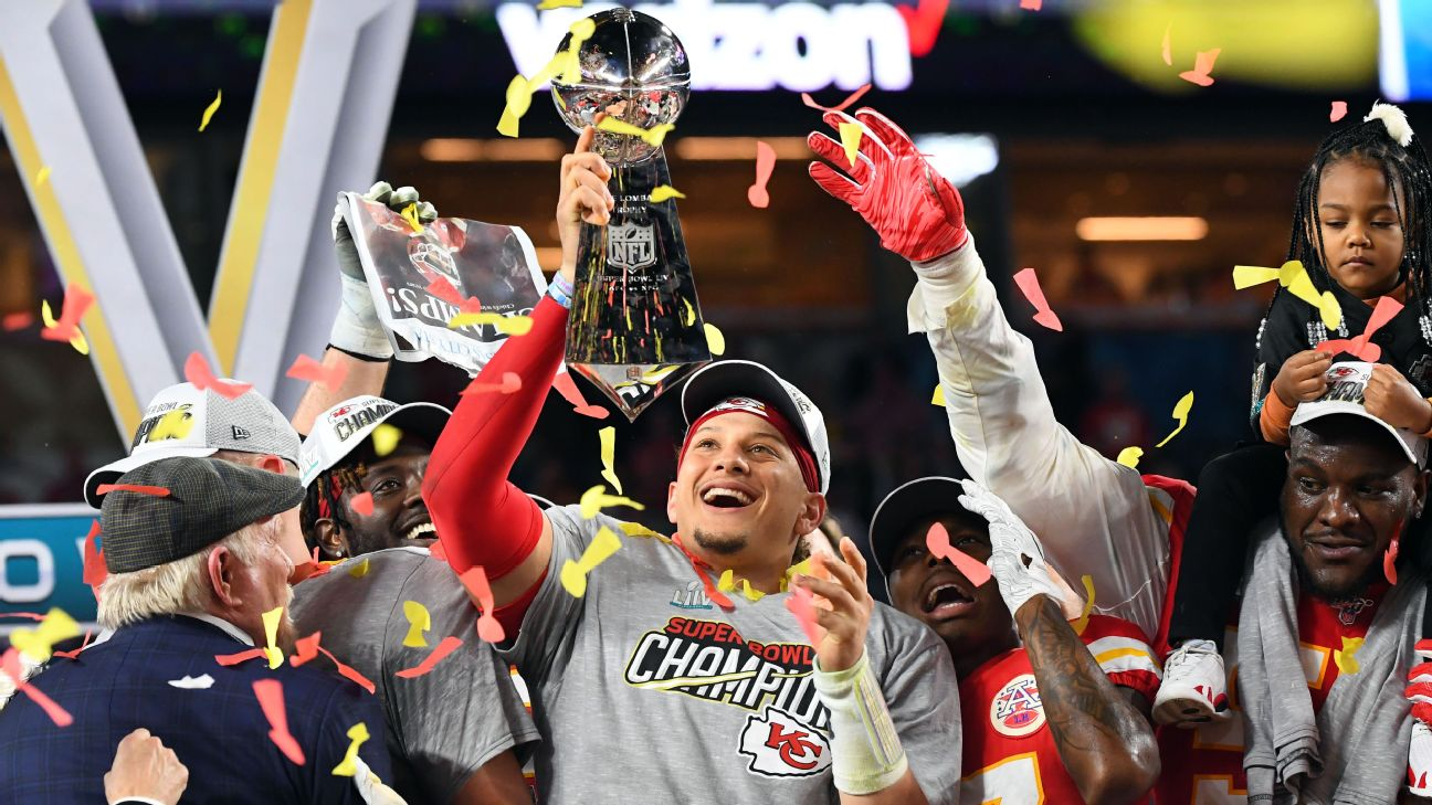 Patrick Mahomes to the rescue just in time to save Chiefs in Super Bowl LIV