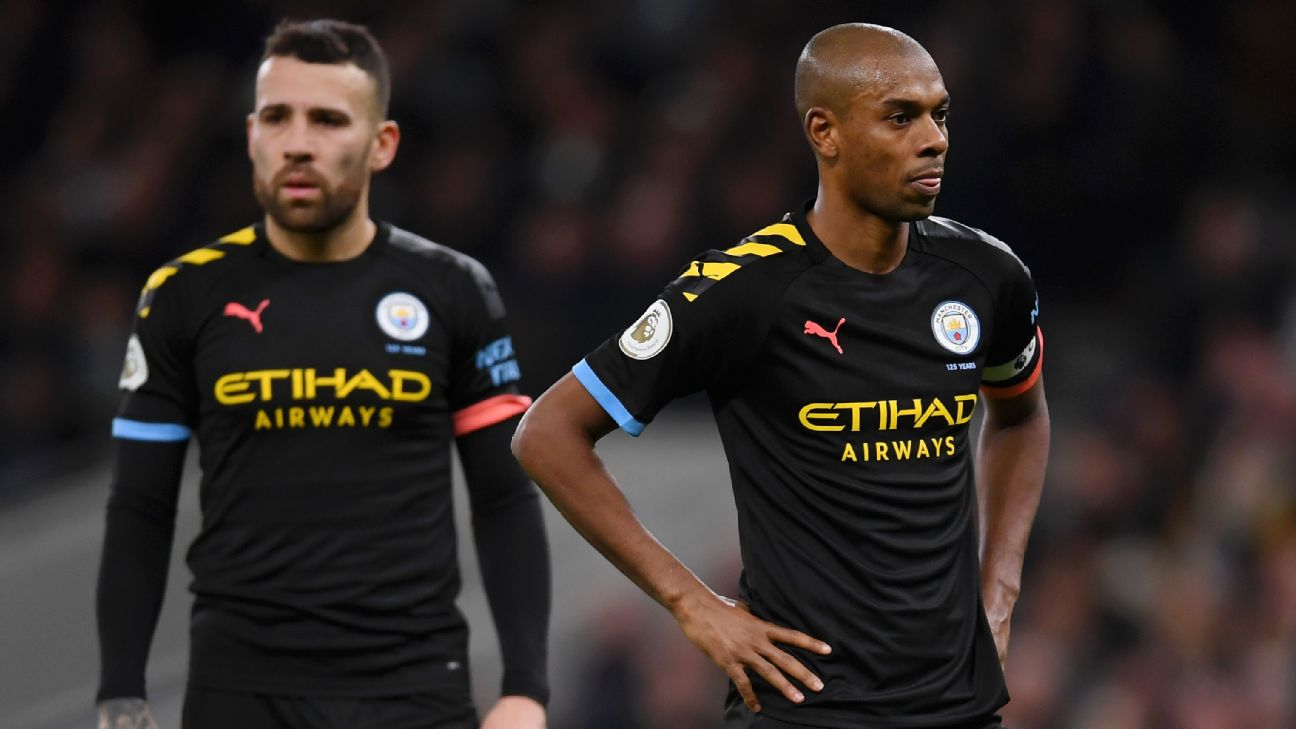 Man City face the difficult summer of rebuilding. MORE: How Zidane won the Madrid derby, drama mbappe for PSG - ENGLISH FOOTBALL 1