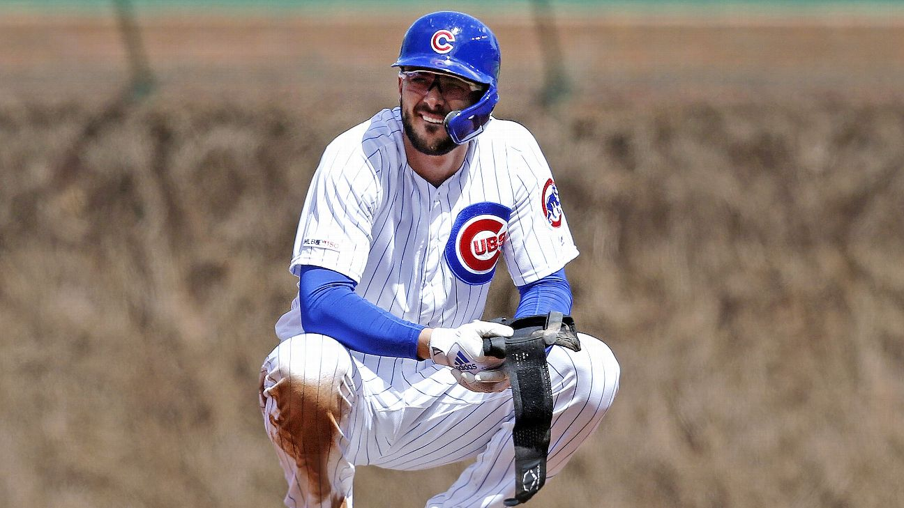 Cubs: Free Agents, Club Options, and Arbitration Outlook – The Chicago Dugout