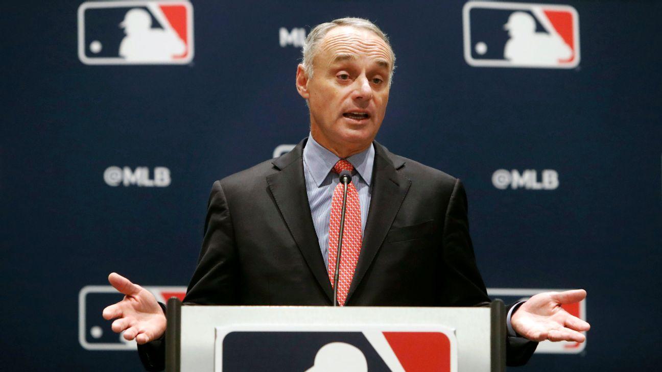 Comisionado de MLB, Rob Manfred, defiende el castigo de los Astros