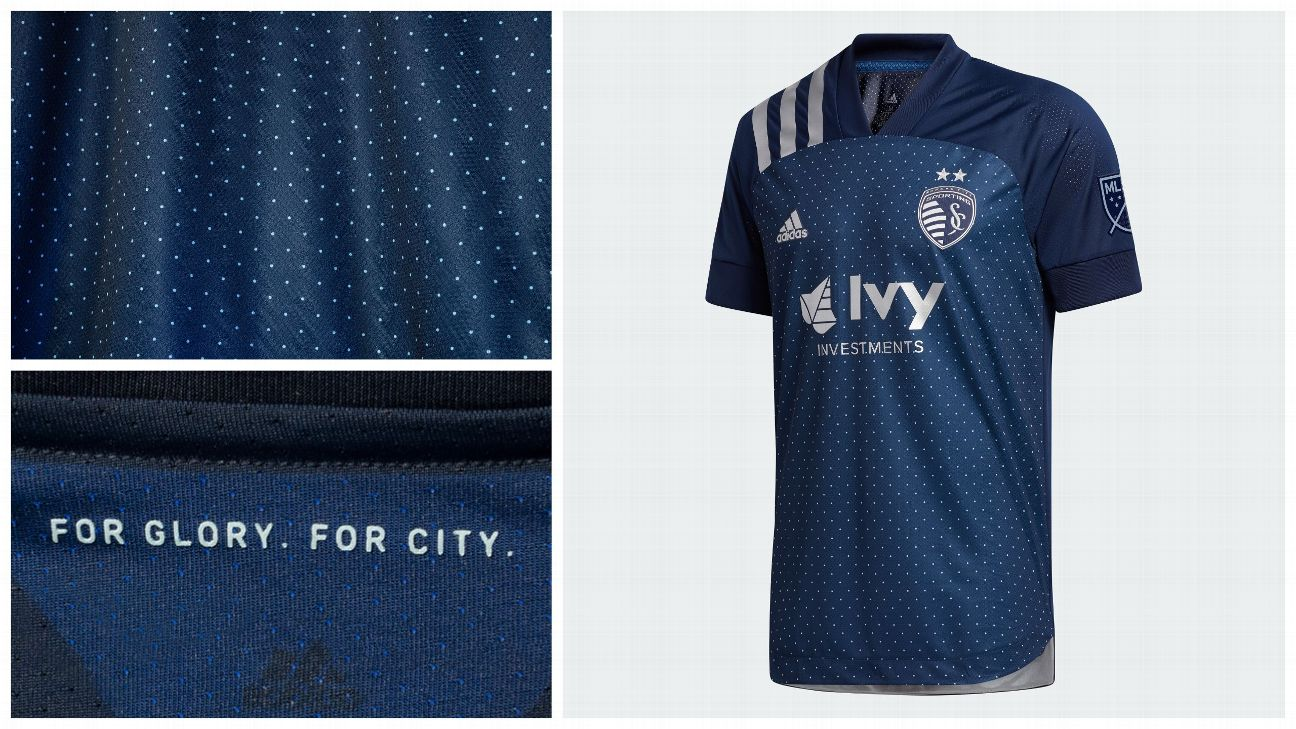 ranking mls new for 2020 shirts from sporting kc s polka dots to chicago s standalone look ranking mls new for 2020 shirts from