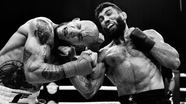 Blood sport: Bare-knuckle fighting emerges from shadows