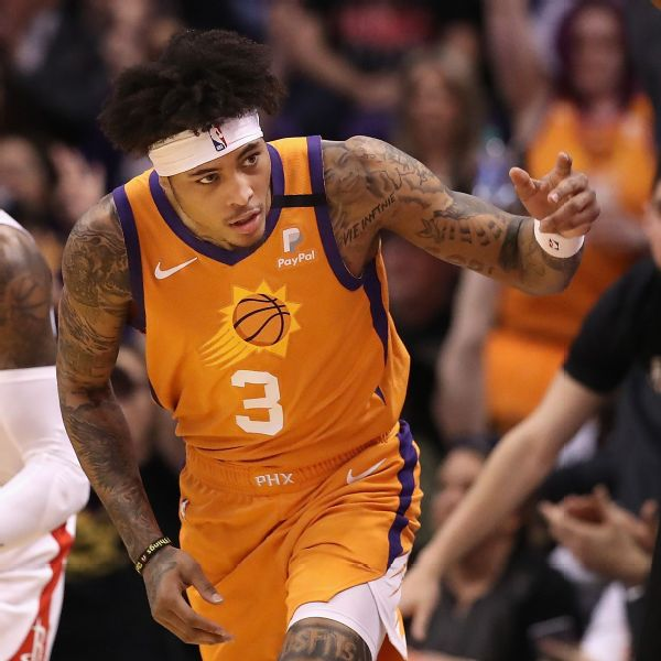 Warriors' new addition Oubre takes shot at Suns