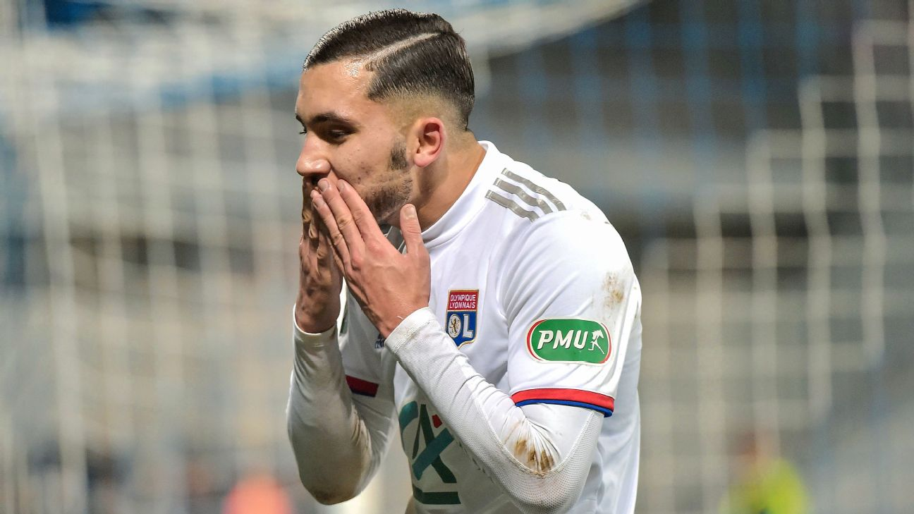 Rayan Cherki is already turning heads with Lyon's first team.