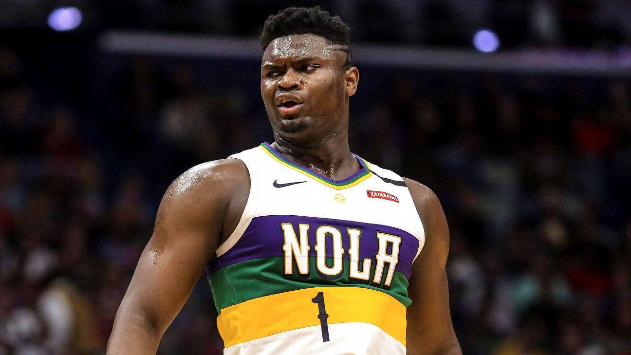 NBA free agency and trade debate: How the Pelicans help Zion, and bold predictions