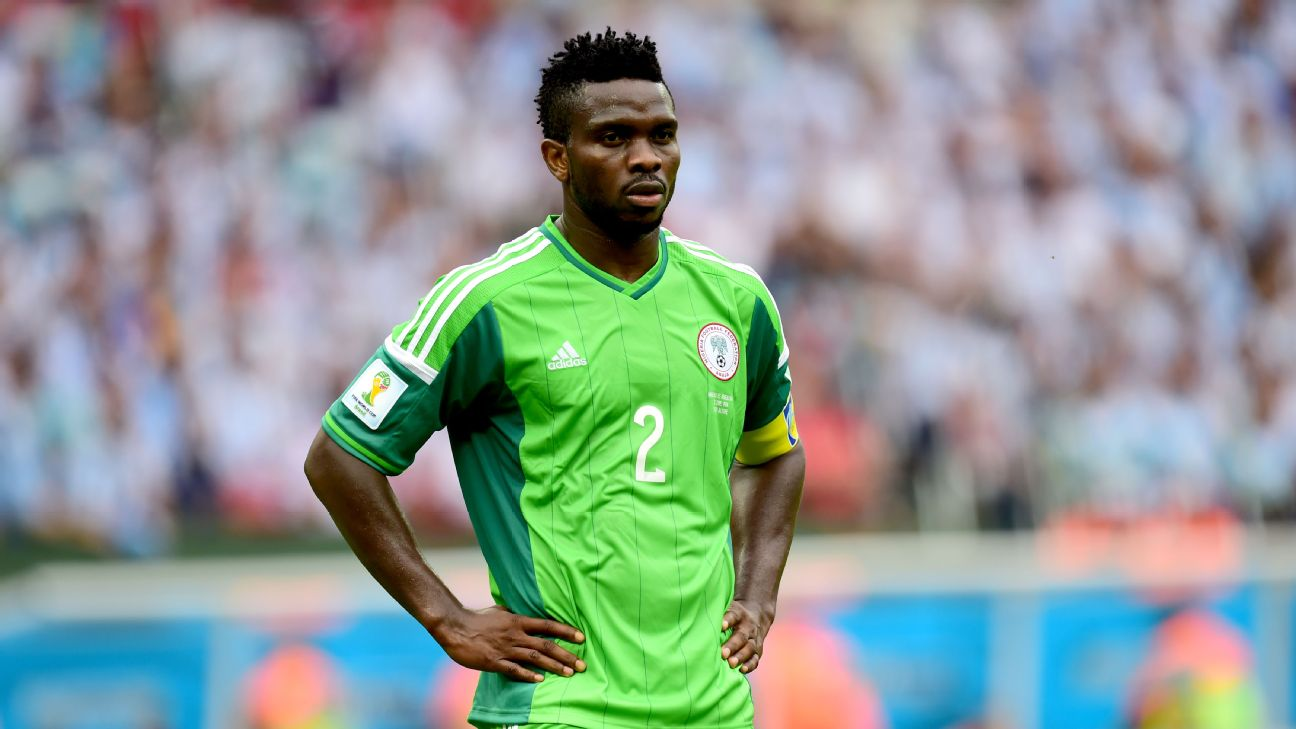 Joseph Yobo has been appointed as an assistant for the Nigeria national team.