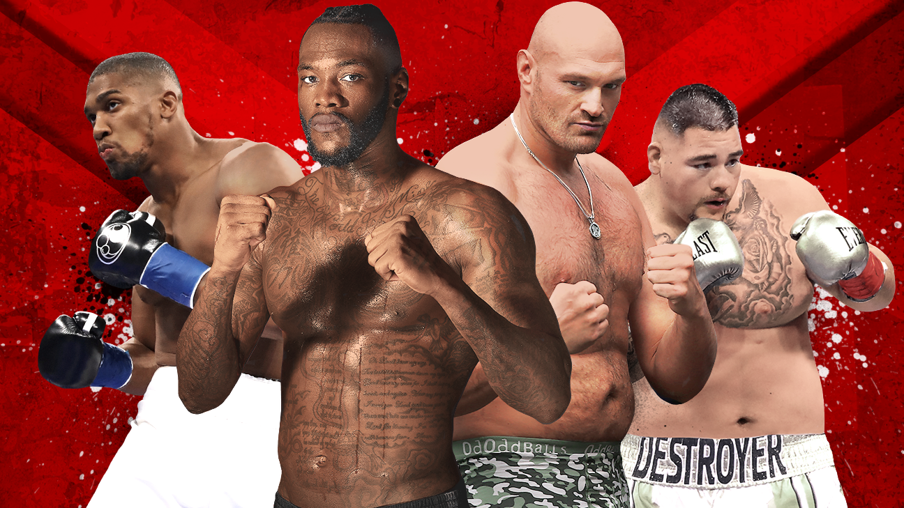 The state of the heavyweight division is strong -- and full of hope